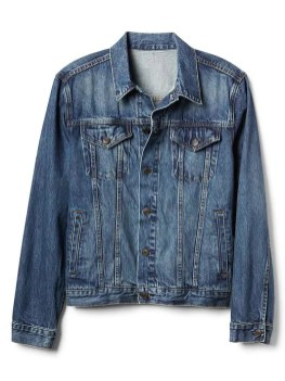 best mens denim jackets - Gap Icon Denim Jacket Medium Indigo