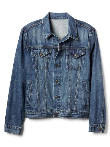 Gap Icon Denim Jacket Medium Indigo