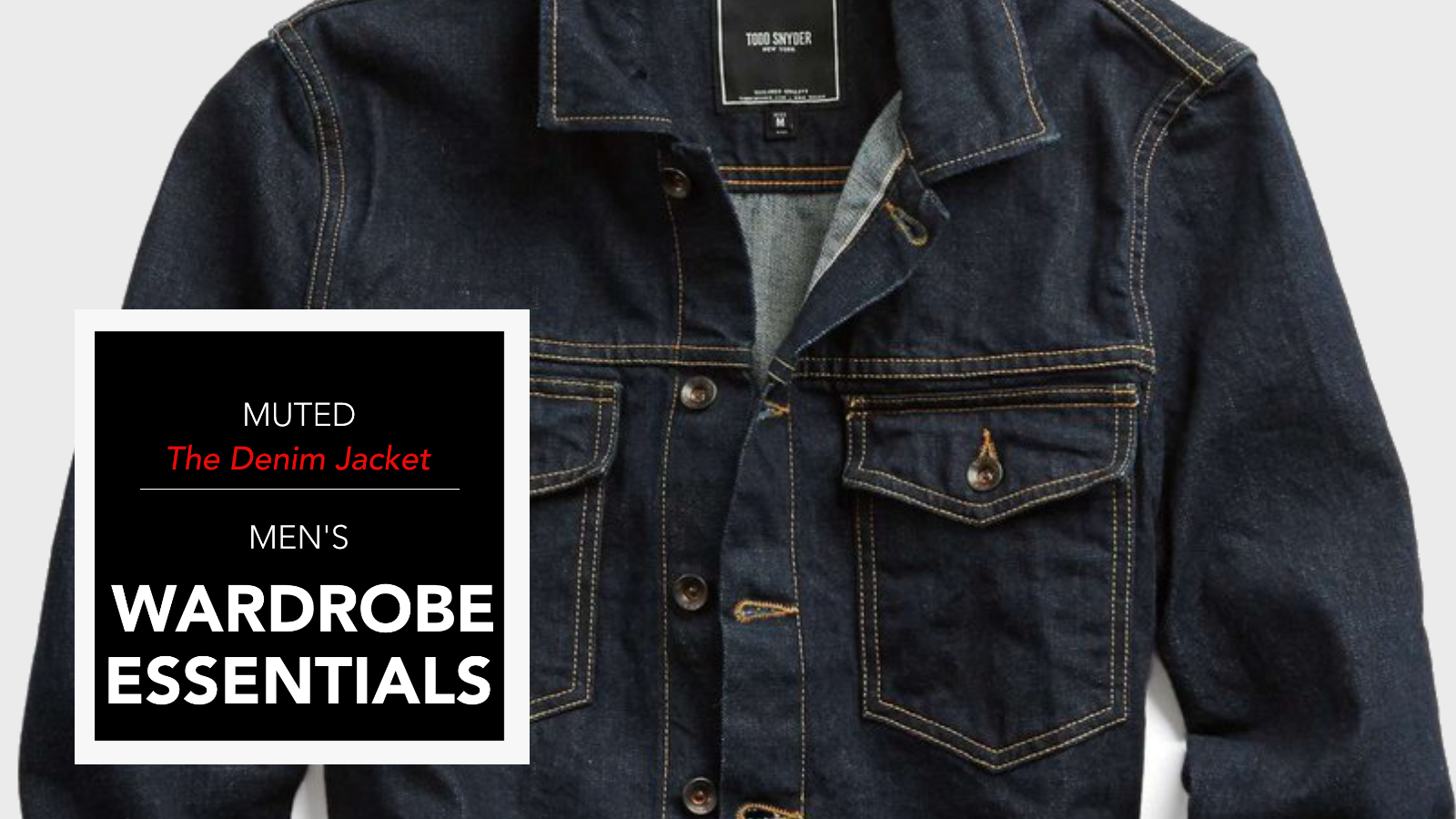 best mens denim jackets