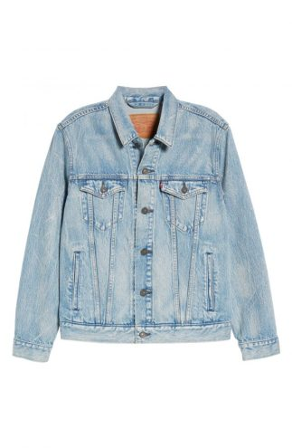Levis Trucker Denim Jacket light wash