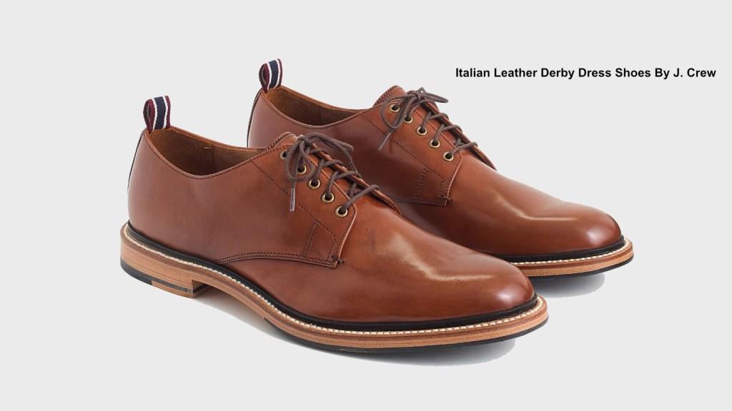 best mens dress shoes - derbys