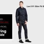 5 Of The Best Men's Dark Wash Jeans