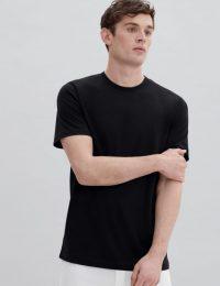 Handvaerk Crew Neck T Shirt-1