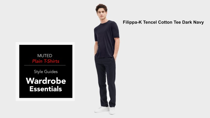 Men's Wardrobe Essentials – Everything You Need To Know About Plain T-Shirts