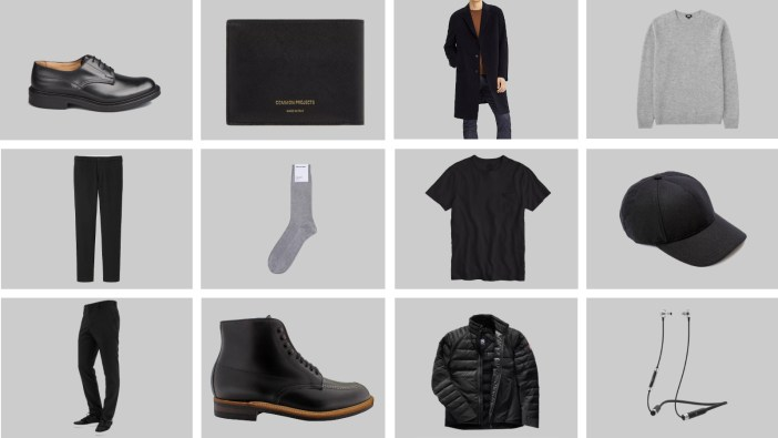 50 best mens fall winter wardrobe essentials
