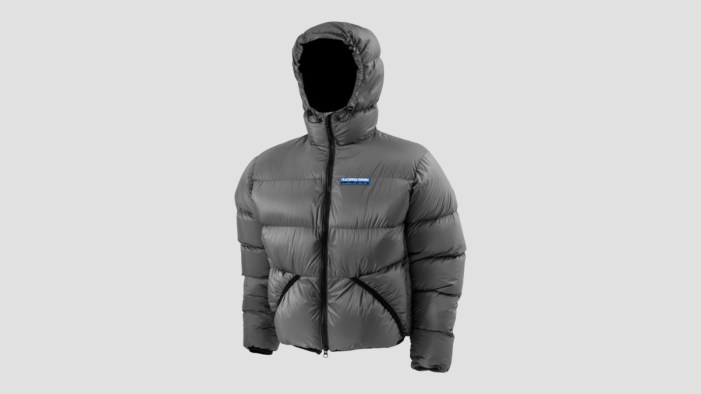 Feathered Friends Helios Hooded Down Jacket