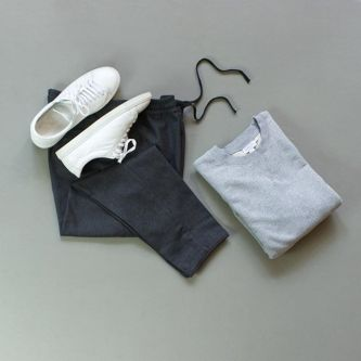 Minimal Wardrobe for Men