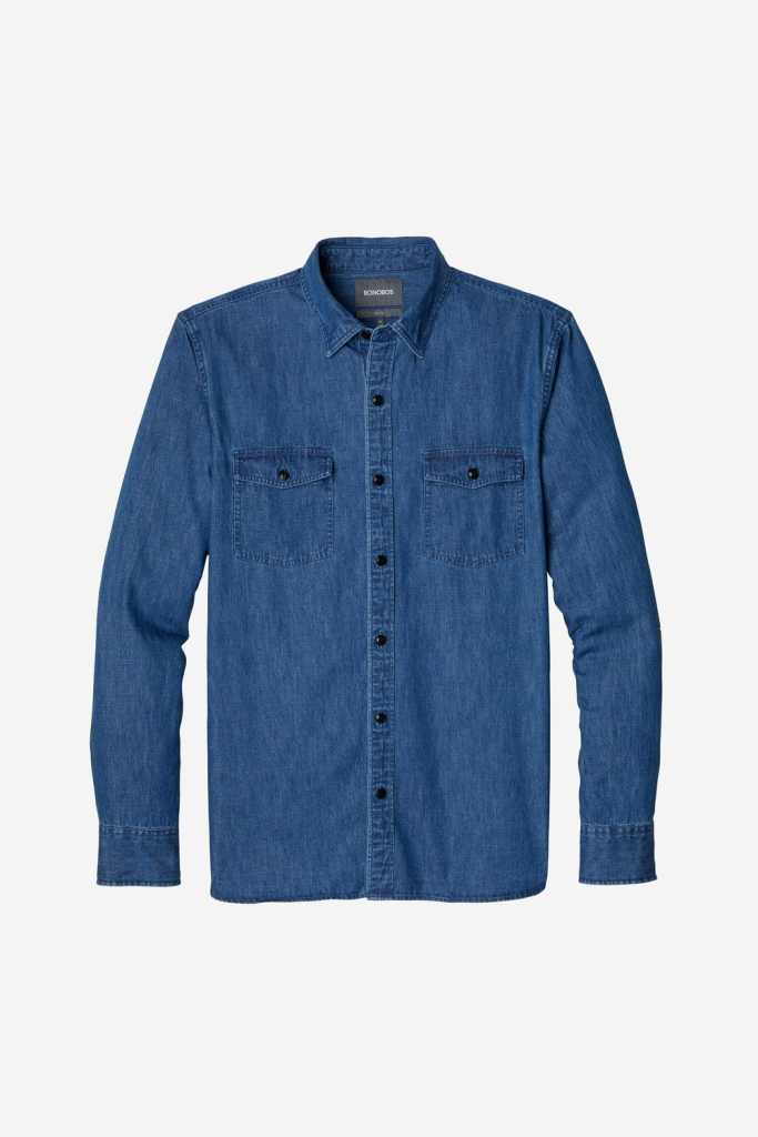 bonobos best men's denim shirts