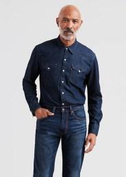Denim Shirt Men's Wardrobe Essentials
