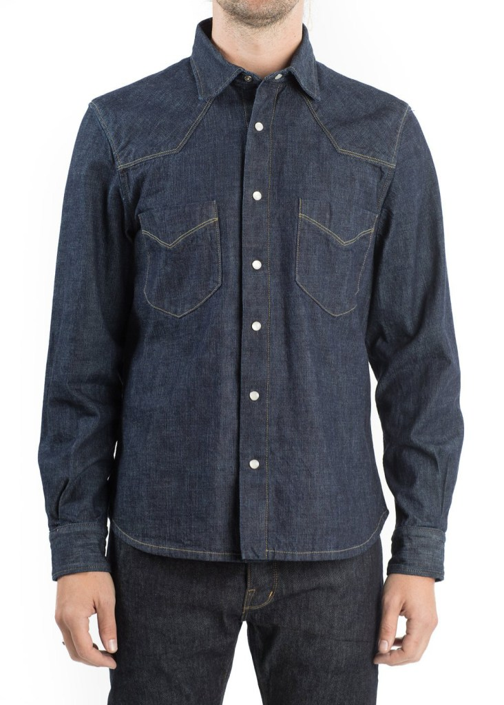 shockoe atelier best denim shirts for men