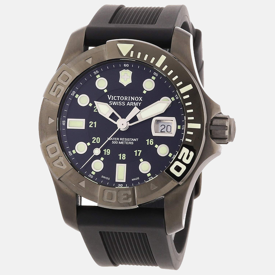 Victorinox Swiss Army Best Dive Watch for Men