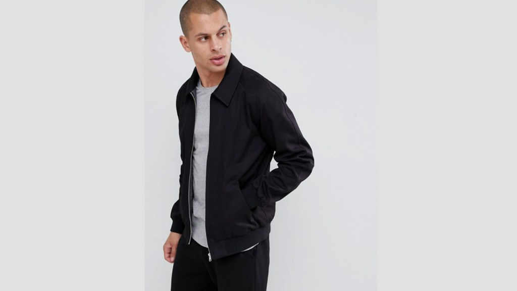 best mens lightweight jackets asos