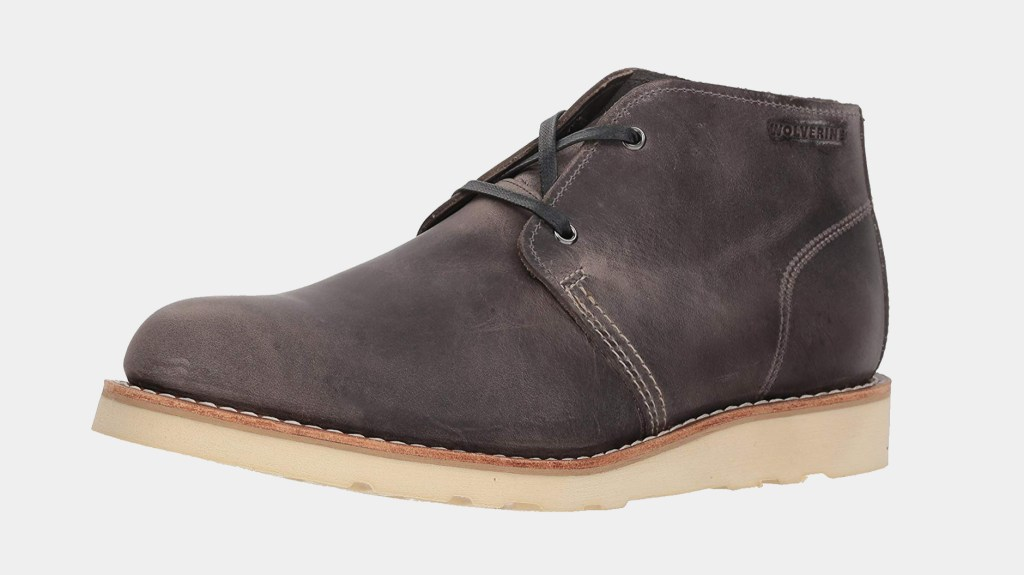 Wolverine Best Men's Chukkas