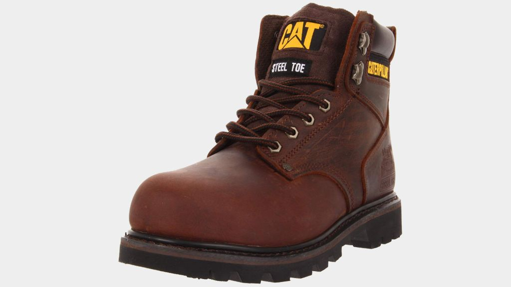 Caterpillar American Made Work Boots