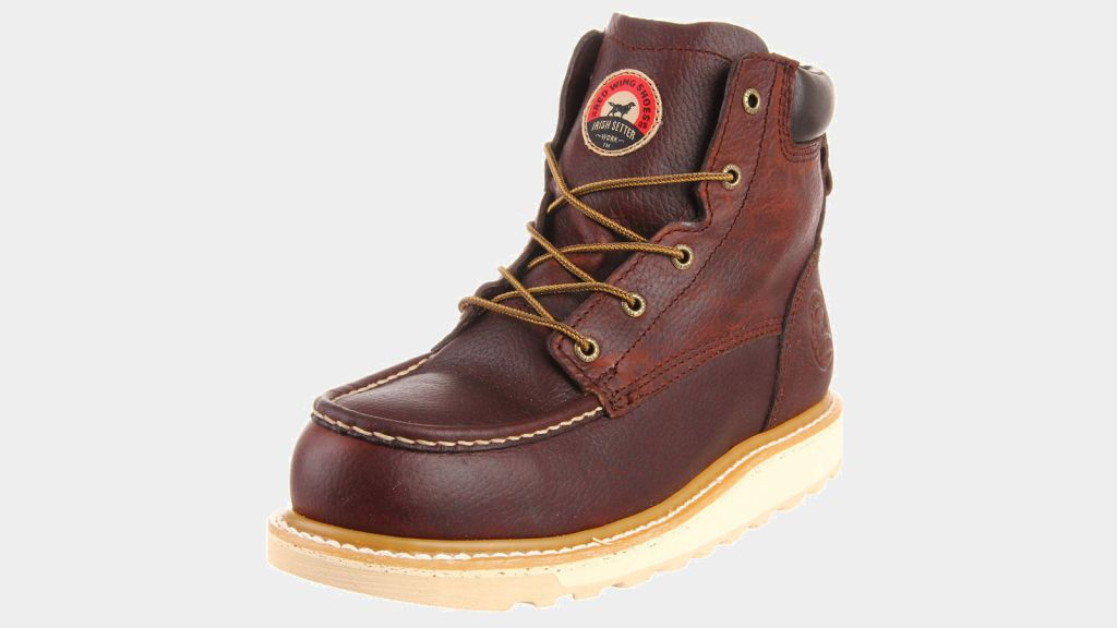 Irish Setter American Made Work Boots