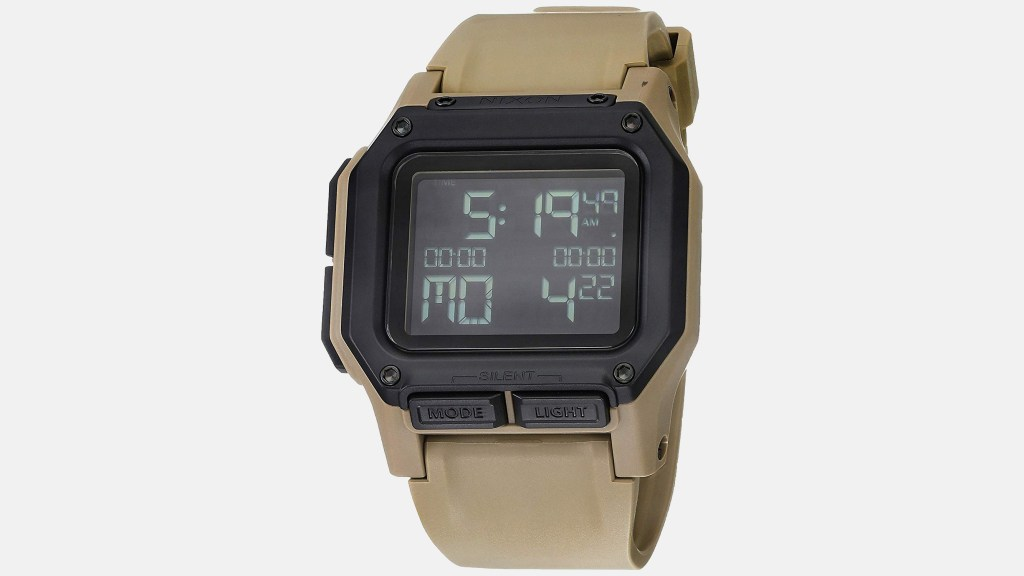 Nixon Regulus Best Digital Watches for Men