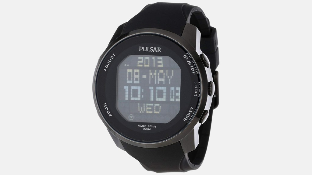 Pulsar Best Digital Watches for Men