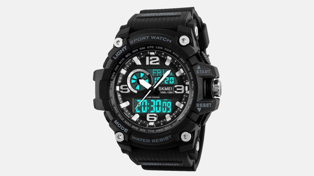 Skmei Best Digital Watches for Men