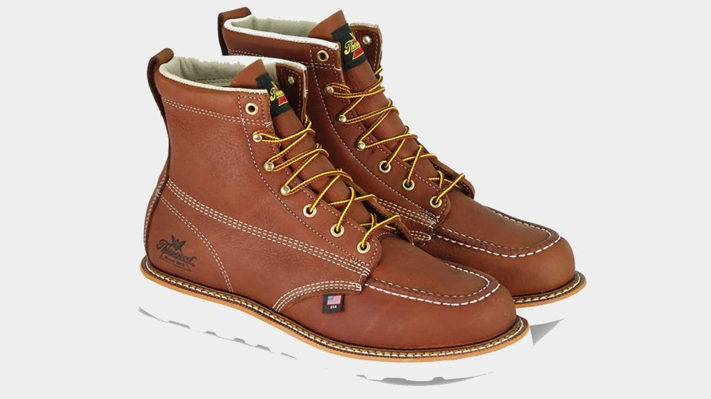 Thorogood Men's American Made Work Boots