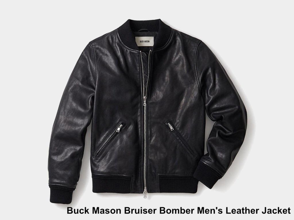 Best Leather Jackets for Men Buying Guide