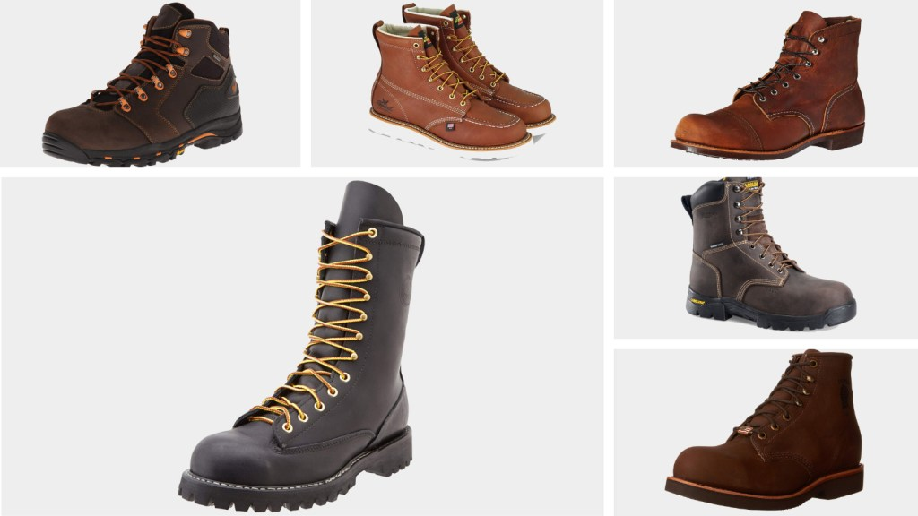 Best American Made Work Boots for Men