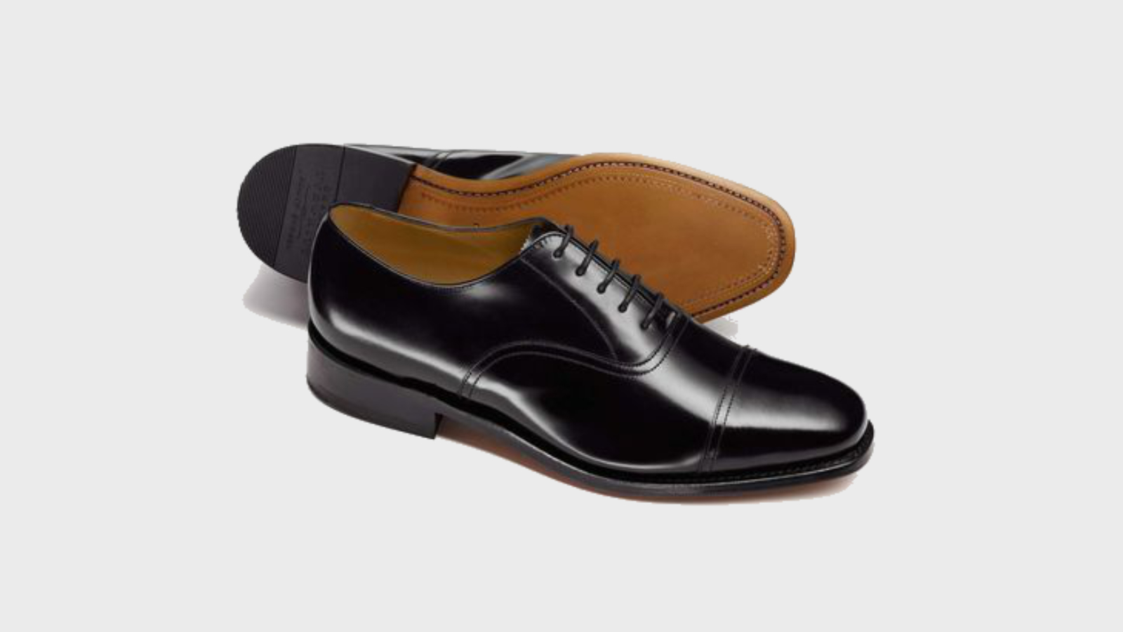Charles Tyrwhitt Black Goodyear Welted Oxford Leather Sole Shoe Copy of Charles Tyrwhitt Black Goodyear Welted Oxford Leather Sole Shoe Men's Winter Fashion