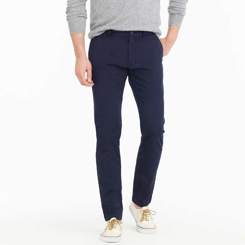 Chinos - Capsule Wardrobe Essential
