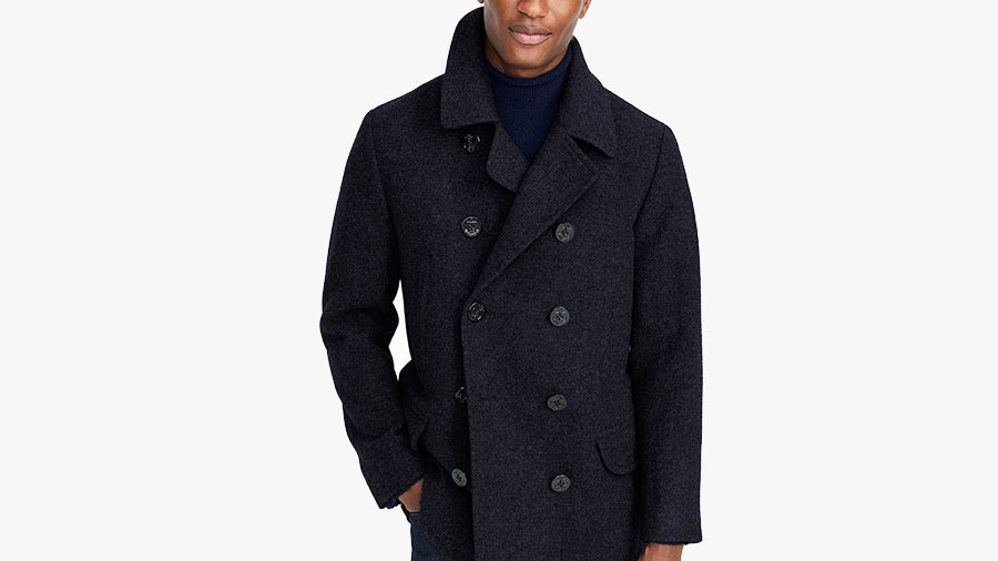 J. Crew Men's Winter Fashion