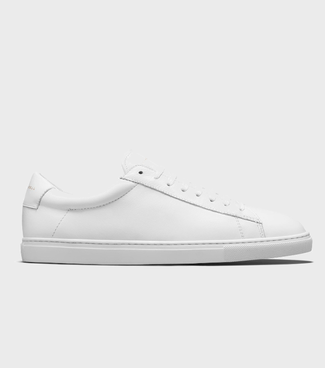 White Sneakers Men's Summer Fashion Essentials