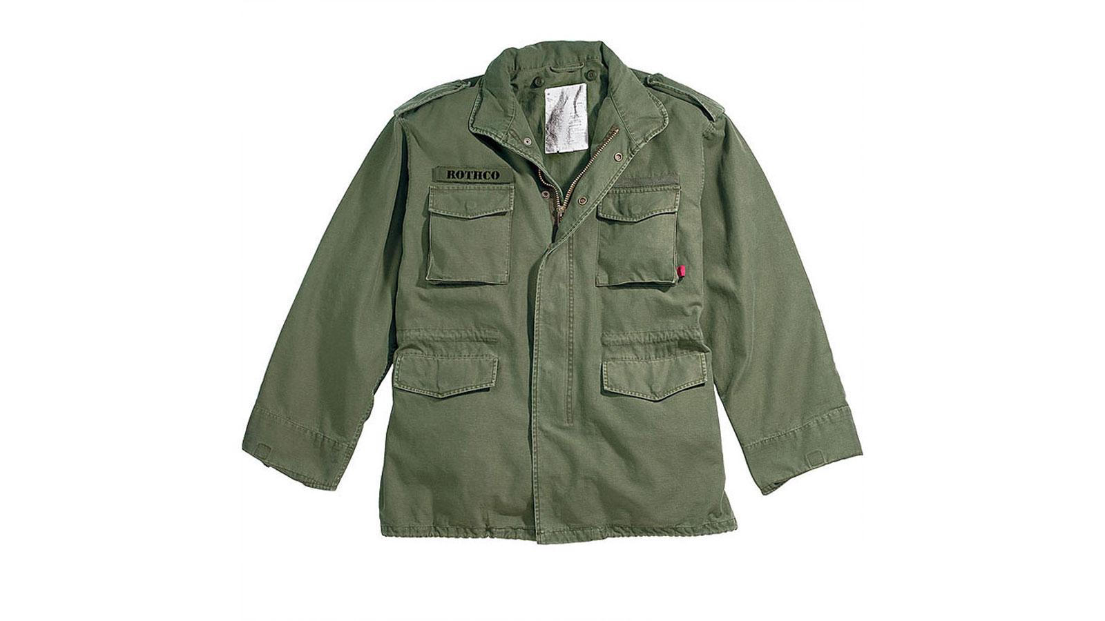 US Army Vintage m65 Field Jacket Men's Winter Fashion