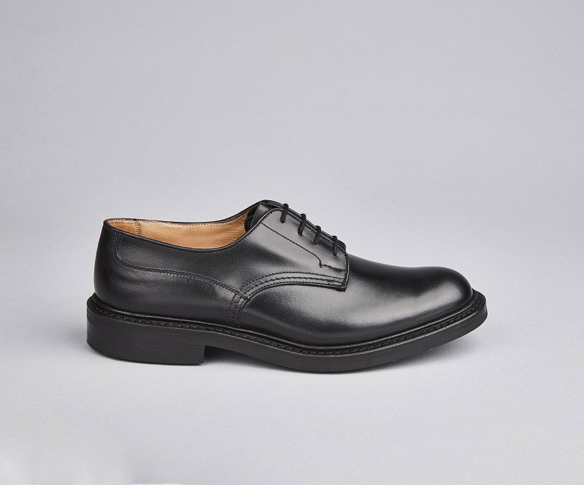 Trickers Woodstock Derby Shoes Men's Winter Fashion