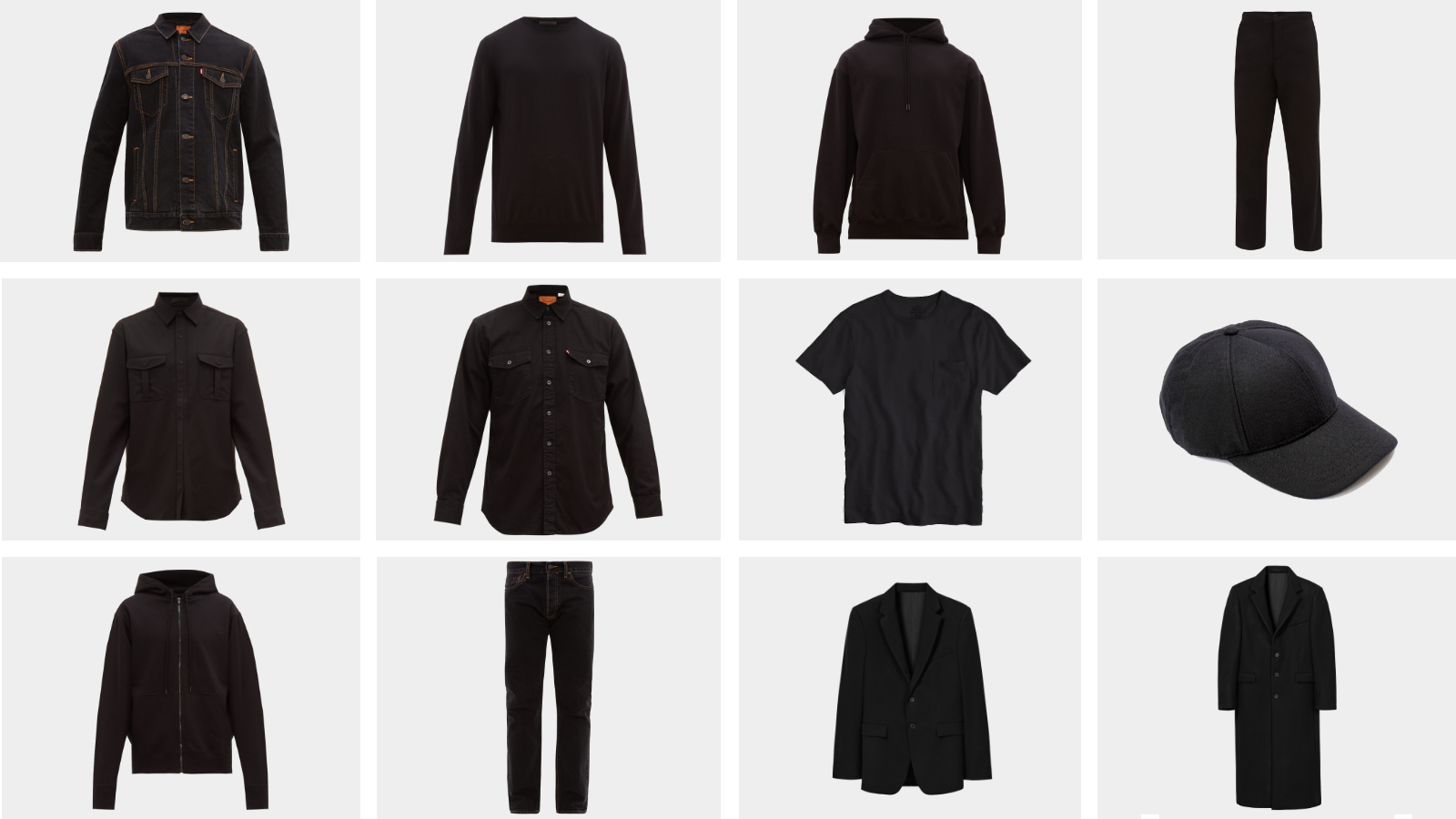 Capsule Wardrobe for Men 2019: How to Reduce your closet to 24 Classic Pieces