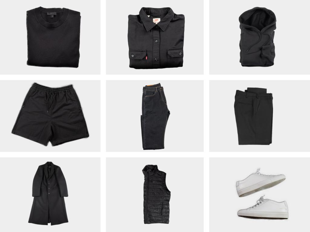 A 4 Season Capsule Wardrobe for Men