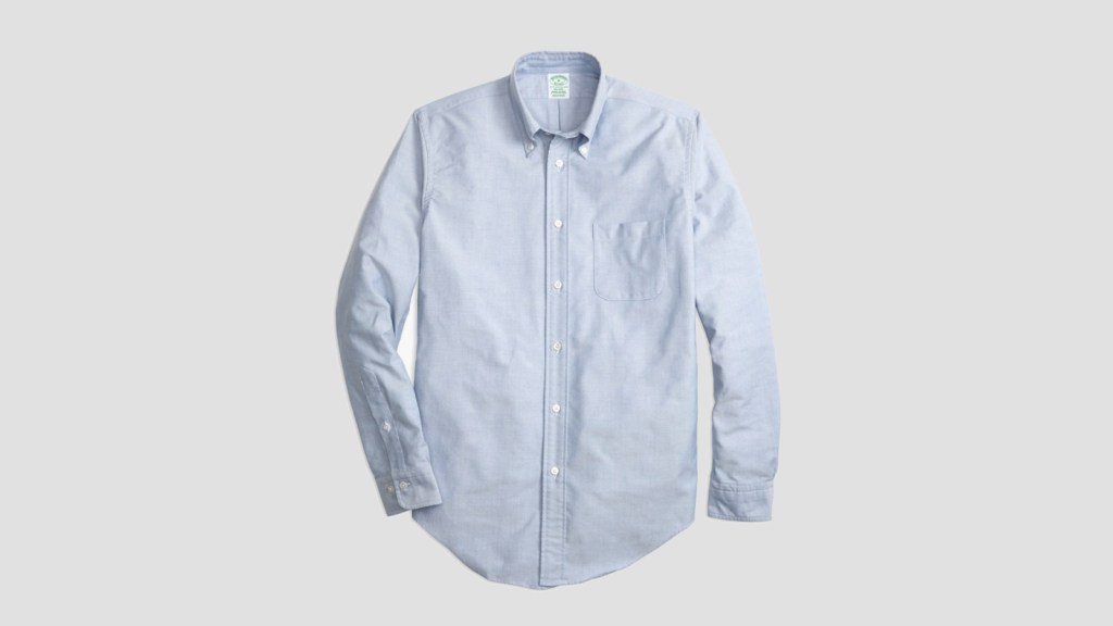 Oxford Shirt - Capsule Wardrobe Essential
