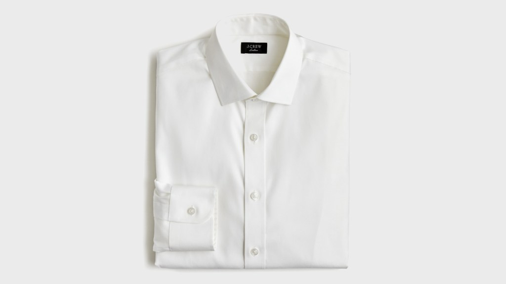 Poplin Dress Shirt - Capsule Wardrobe Essential