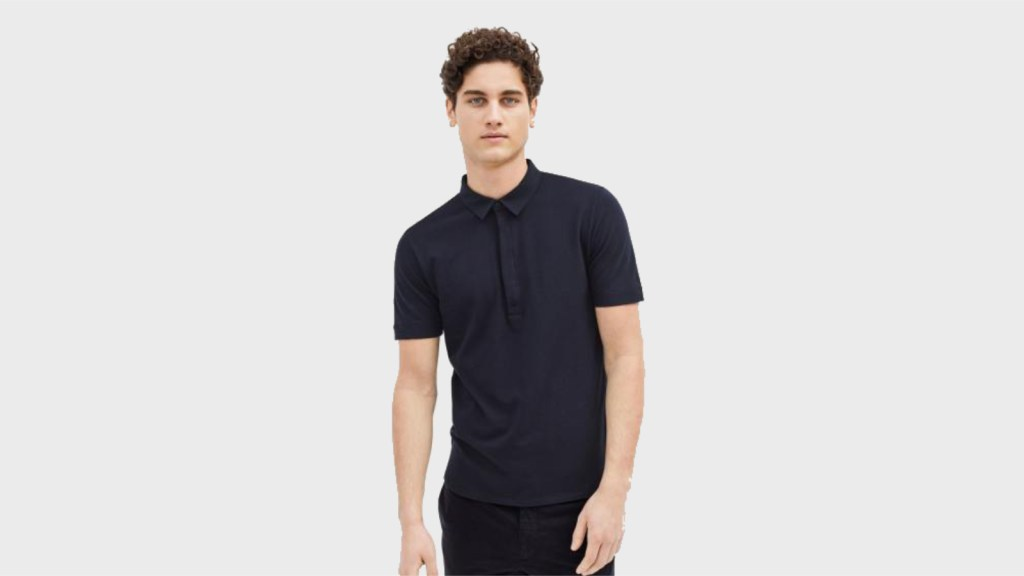 Polo Shirt: Spring Fashion for Men