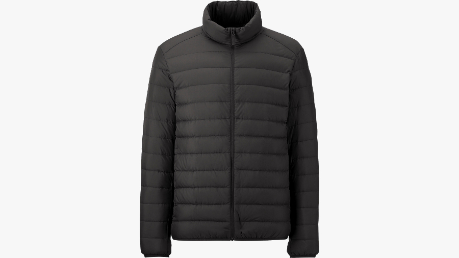 Uniqlo Men's Ultra-Light Packable Down Jacket