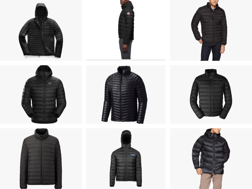 Best Packable Down Jackets for Men