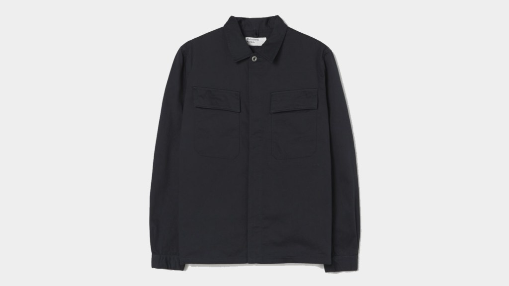 best overshirts for men from Universal Works