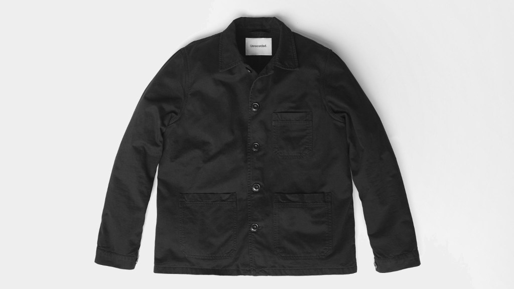 Unrecorded Worker Jacket