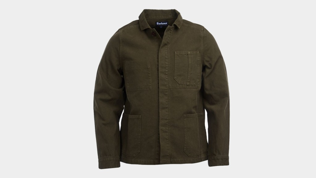 Barbour Duncansea Men's Overshirt