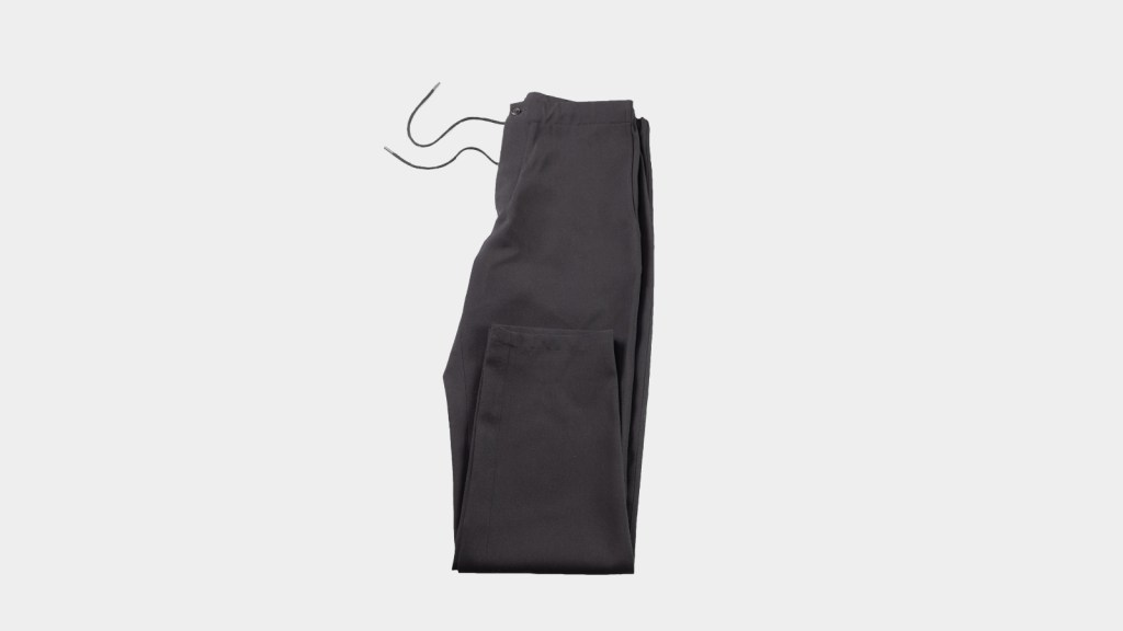 Wool Drawstring Pants: Men's Spring Fashion