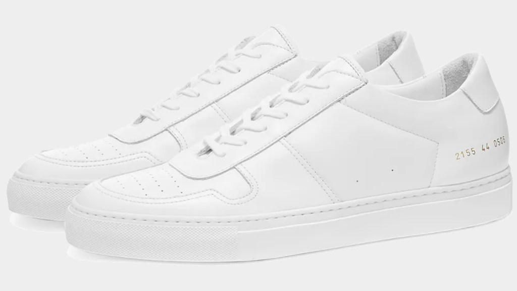 Common Projects B-Ball Low Casual Sneakers for Men