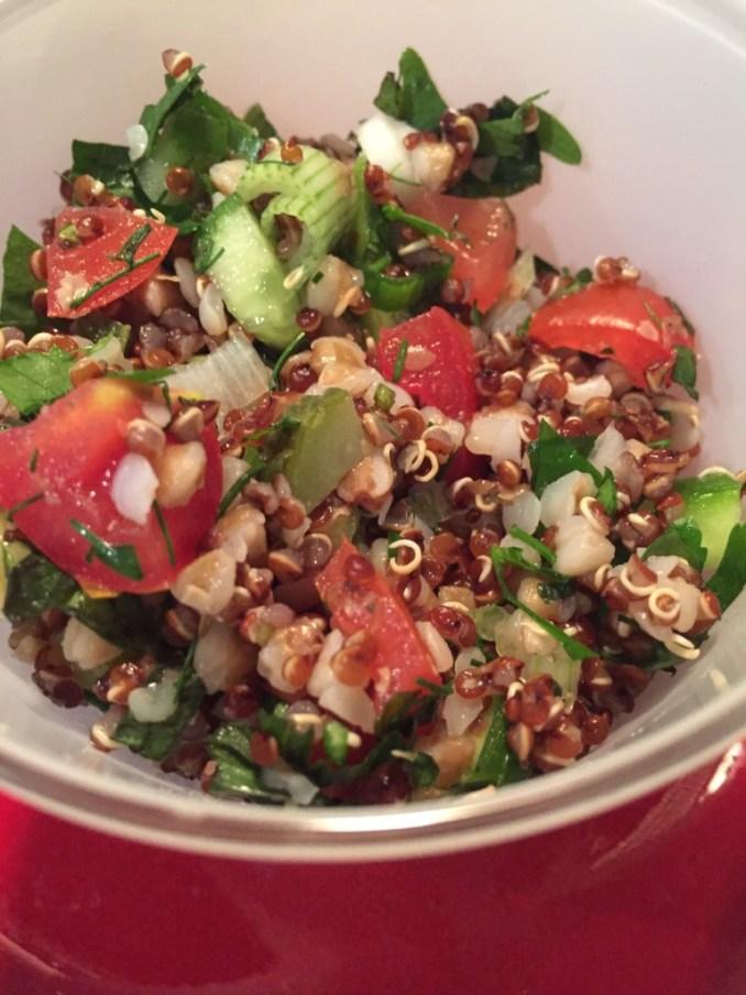 greçka salatası