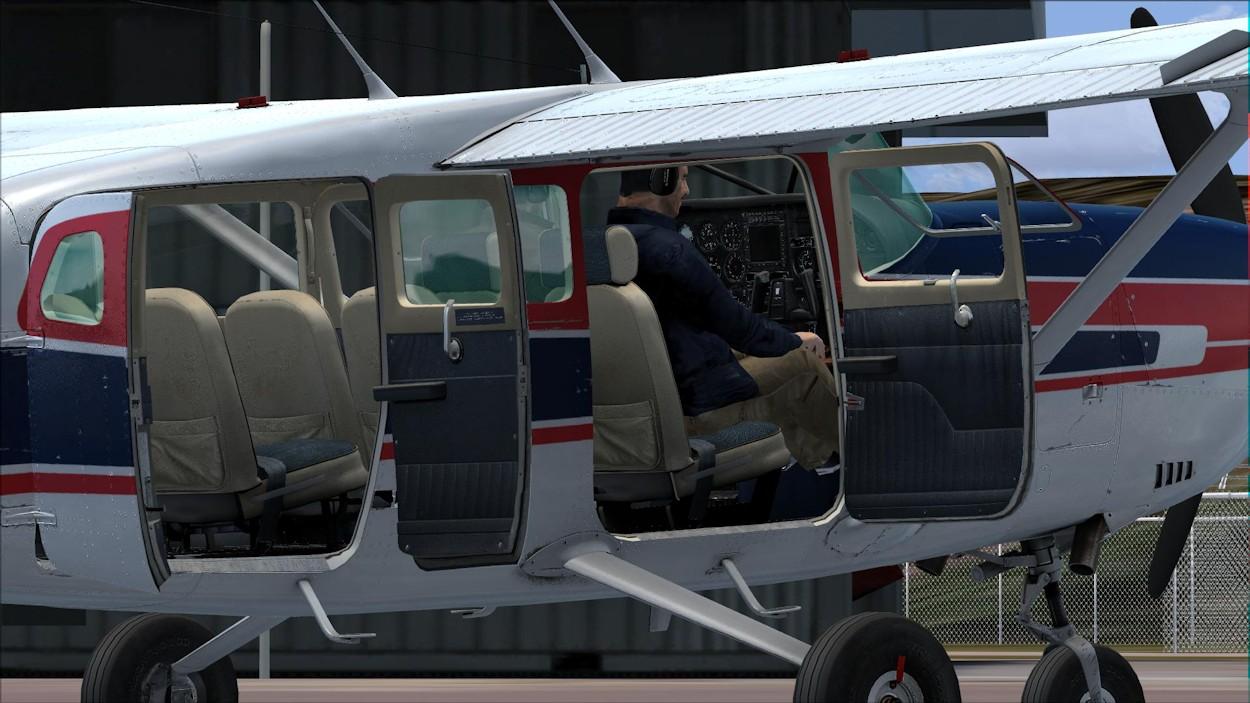 AlabeoCessna 207 Skywagon Review