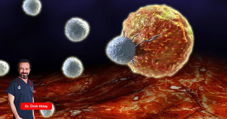 Dr. Ümit Aktaş: Kanserden Korkma, Bağışıklık Sisteminin Zayıflamasından Kork!