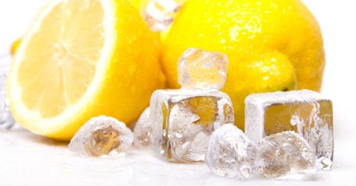 Dondurulmuş Limon Mucizesi ve Şaşırtıcı Faydaları