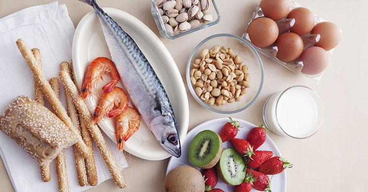 Gıda Alerjisi Nedir? En Yaygın Görülen 8 Gıda Alerjisi