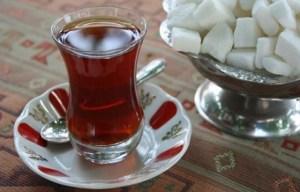 Şeker ve çay