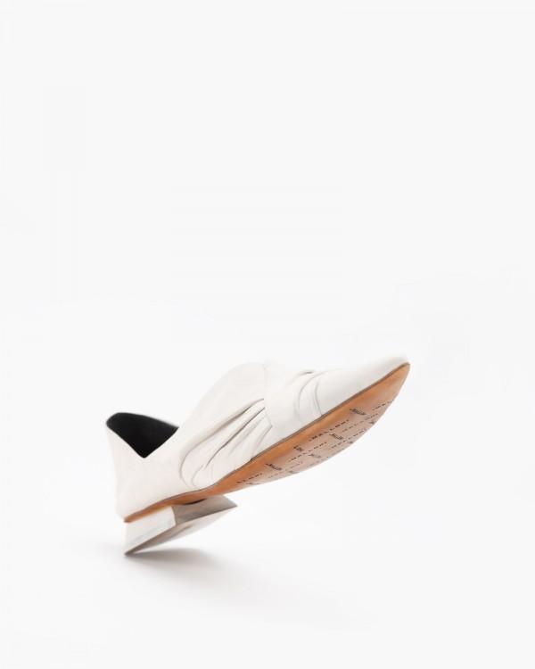 ballerina malloni scarpa osso 3